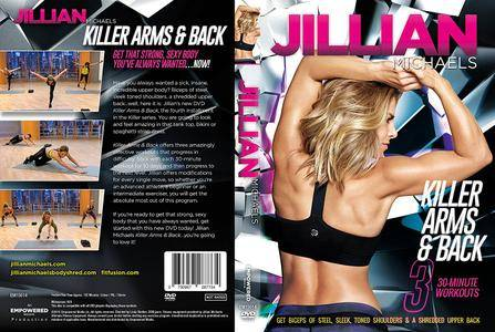 Killer Arms and Back with Jillian Michaels