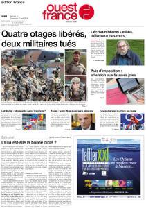 Ouest-France Édition France – 11 mai 2019