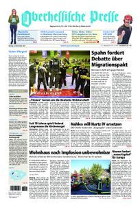 Oberhessische Presse Marburg/Ostkreis - 19. November 2018