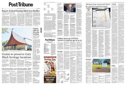 Post-Tribune – February 24, 2021