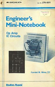 Engineer's Mini-Notebook - Op Amp IC Circuits