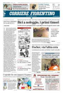 Corriere Fiorentino La Toscana - 8 Ottobre 2017