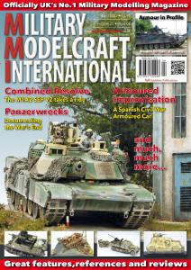 Military Modelcraft International - April 2021