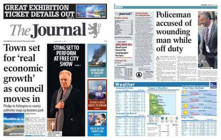 The Journal – May 15, 2018