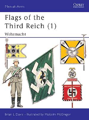 "Men at arms 270 ""Flags of the Third Reich - Wehrmacht"""