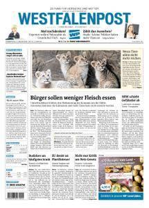 Westfalenpost Wetter - 11. Januar 2018