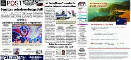 The Guam Daily Post – August 11, 2018
