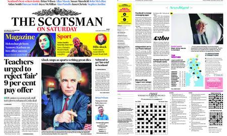 The Scotsman – January 26, 2019