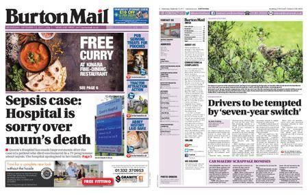 Burton Mail – September 13, 2017