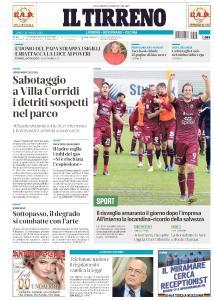 Il Tirreno Livorno - 13 Maggio 2019