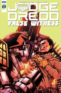 Judge Dredd-False Witness 002 2020 Digital DR & Quinch