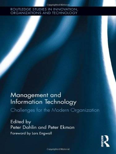 Management and Information Technology: Challenges for the Modern Organization(Repost)