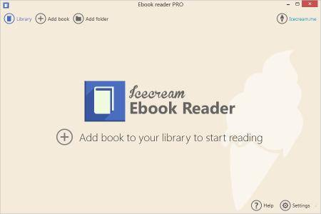 Icecream Ebook Reader Pro 5.0 Multilingual Portable