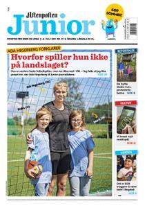 Aftenposten Junior – 02. juli 2019