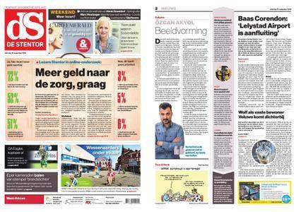 De Stentor - West-Veluwe – 15 september 2018