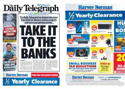 The Daily Telegraph (Sydney) – June 08, 2018