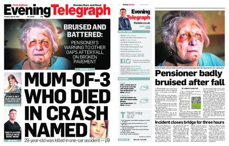 Evening Telegraph First Edition – April 23, 2019