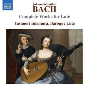 Yasunori Imamura - Bach: Complete Works for Lute (2018)