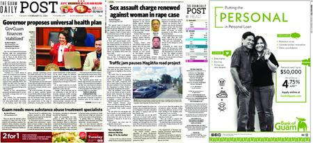 The Guam Daily Post – February 25, 2020