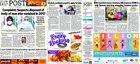 The Guam Daily Post – October 27, 2021