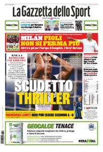 La Gazzetta dello Sport Sicilia – 16 luglio 2020
