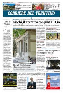 Corriere del Trentino - 3 Aprile 2019