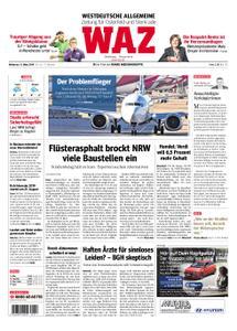 WAZ Westdeutsche Allgemeine Zeitung Oberhausen-Sterkrade - 13. März 2019