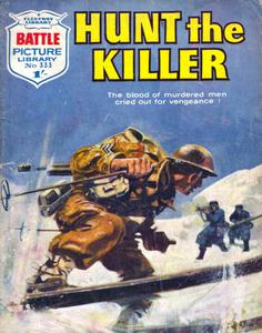 Battle Picture Library 0333 - Hunt the Killer [1968] (Mr Tweedy