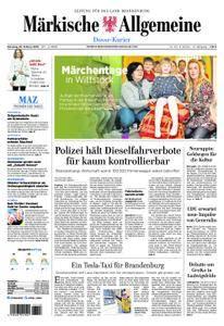 Märkische Allgemeine Dosse Kurier - 20. Februar 2018