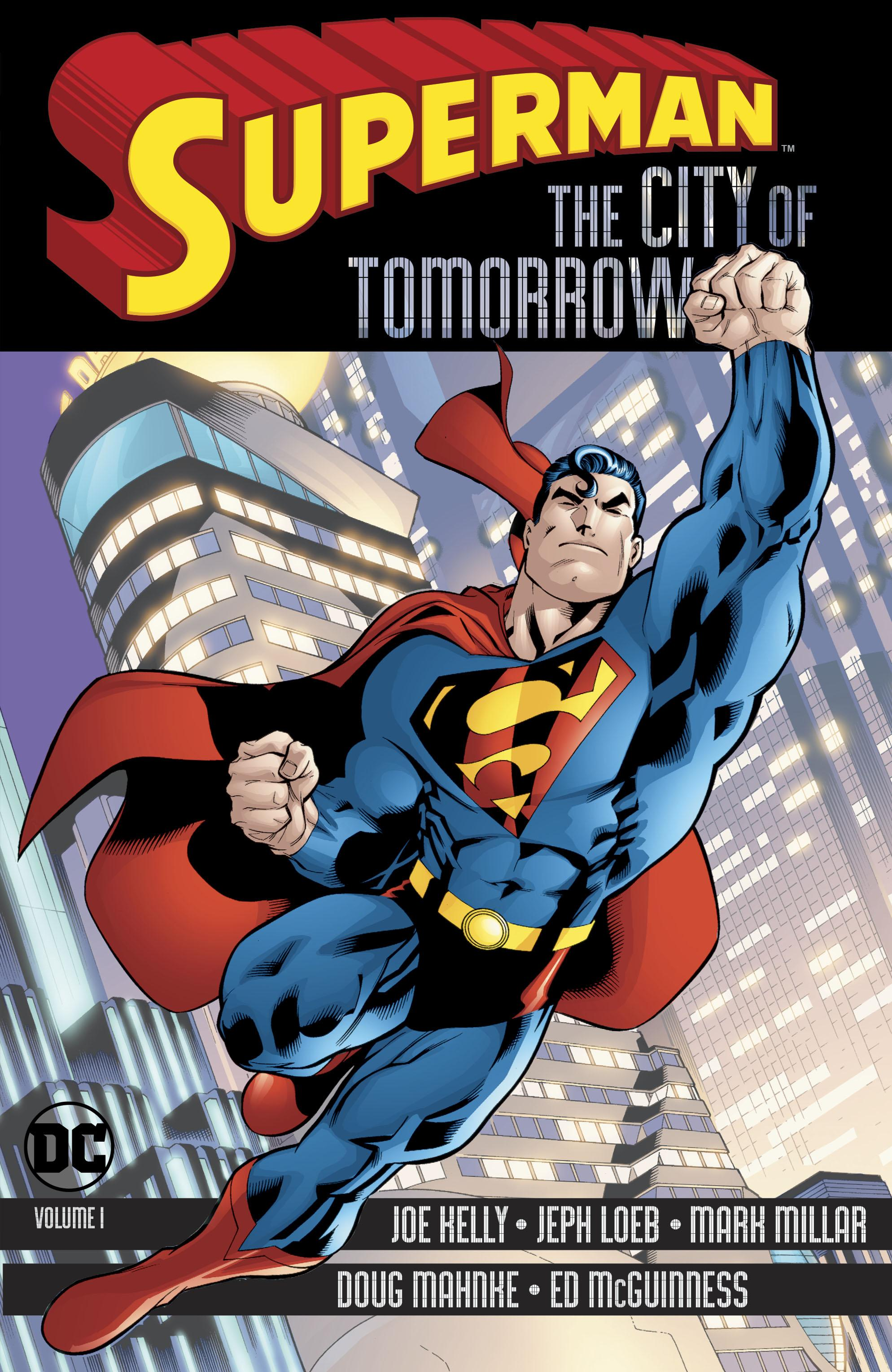 Superman The City of Tomorrow v01, 2019 12 11 TPB digital Glorith HD