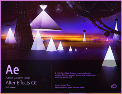 Adobe After Effects CC 2015 13.7.1 Multilingual MacOSX