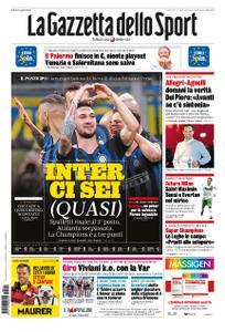 La Gazzetta dello Sport – 14 maggio 2019