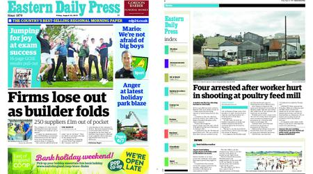 Eastern Daily Press – August 23, 2019