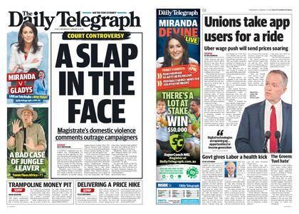 The Daily Telegraph (Sydney) – January 31, 2018