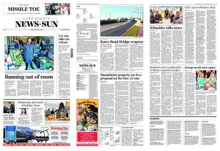 Lake County News-Sun – December 04, 2017