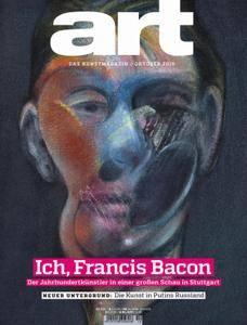 Art Magazin - Oktober 2016