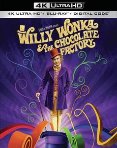 Willy Wonka & the Chocolate Factory (1971) [4K, Ultra HD]