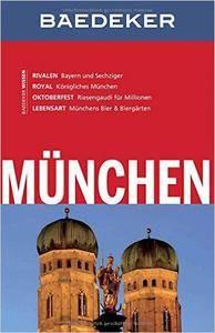 Baedeker Reiseführer München, Auflage: 16