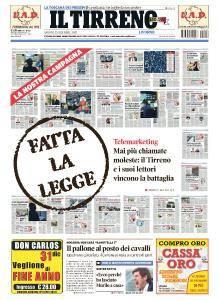 Il Tirreno Livorno - 23 Dicembre 2017