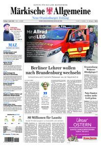Neue Oranienburger Zeitung - 05. April 2019