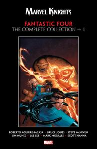Marvel Knights Fantastic Four by Aguirre-Sacasa, McNiven & Muniz-The Complete Collection v01 2019 Digital Zone