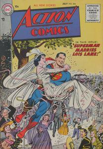 Action Comics 206 (DC) (Jul 1955) (c2c) (Superscan