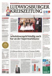 Ludwigsburger Kreiszeitung - 13. November 2017