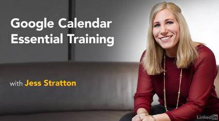 Google Calendar Essential Training