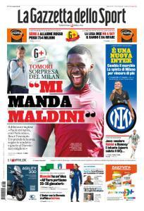 La Gazzetta dello Sport Cagliari - 30 Marzo 2021