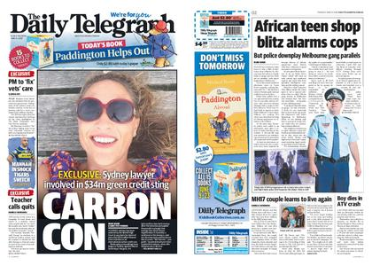 The Daily Telegraph (Sydney) – June 11, 2019