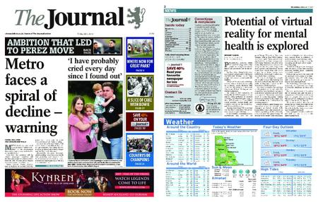 The Journal – July 05, 2019