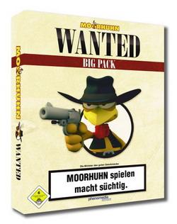 Moorhuhn - Wanted XXL