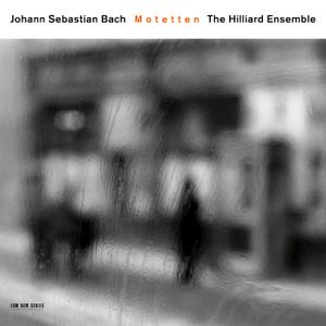The Hilliard Ensemble - J.S. Bach: Motetten, BWV 225-230 (2007)