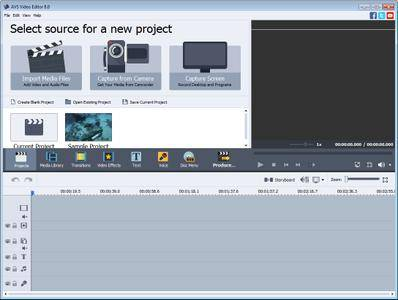 AVS Video Editor 8.0.4.305 Portable